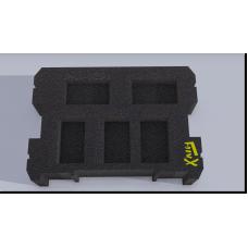 FoamX TSTAK Battery Insert ( with Shallow TSTAK )