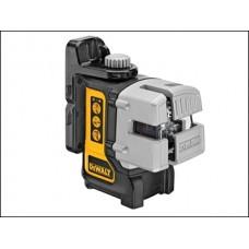DW089K 3 Way Self-Levelling Multi Line Laser