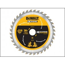 FlexVolt XR Circular Saw Blade 216mm